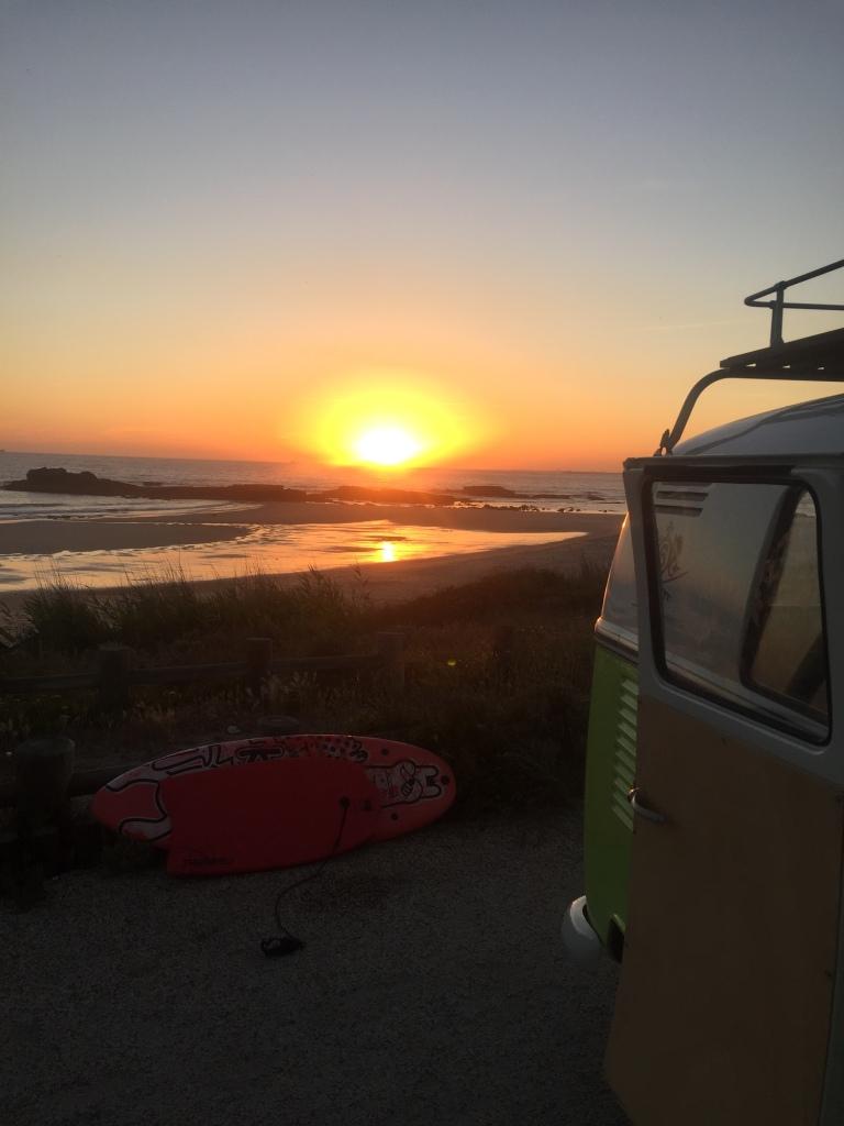 sunset, pôr do sol, volkswagen, boho, lifestyle, pão de forma, verônica, fim de semana, camping