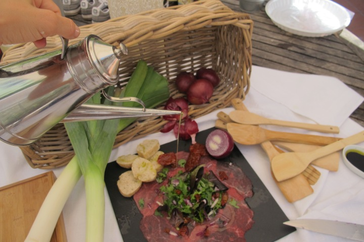 Carpaccio clássico, carpaccio, receita, comida crua, saude, bem estar, comer bem, cozinhar, verão, light
