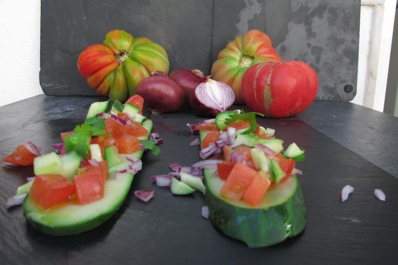Paddel de Pepino Asiático, pepino, saber comer, cozinhar, comida crua, cru com pinta, receita, receita simples, receita rápida