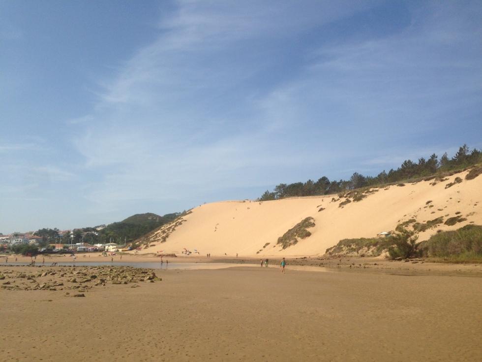 Dunas de salir, salir do porto, são martinho do porto, dunas