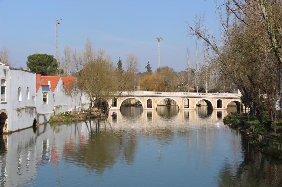 Cidade de Tomar. Portugal. Cru com Pinta. Desafio 1 cidade por mês.