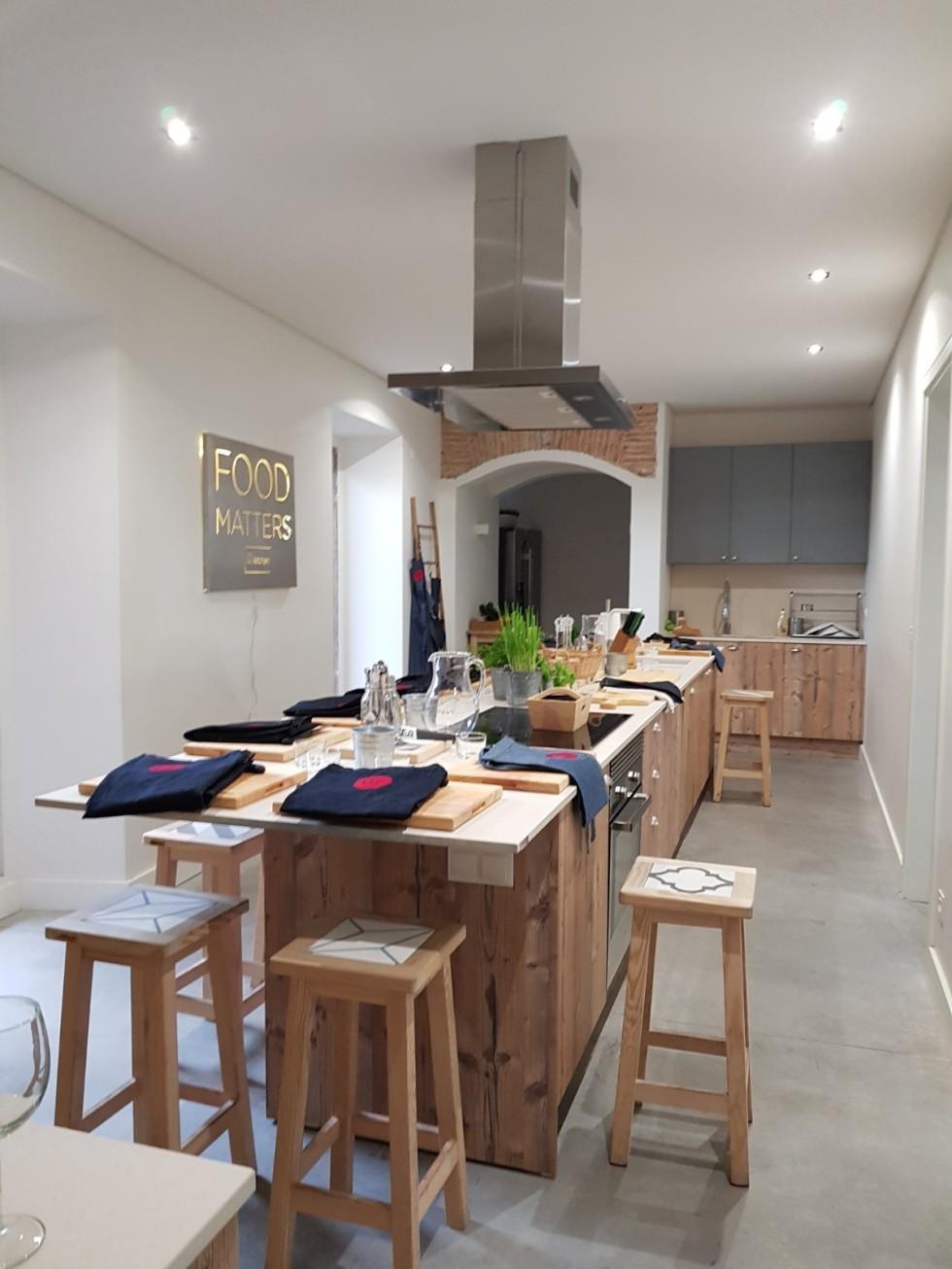 Cru Kitchen. Belém.
