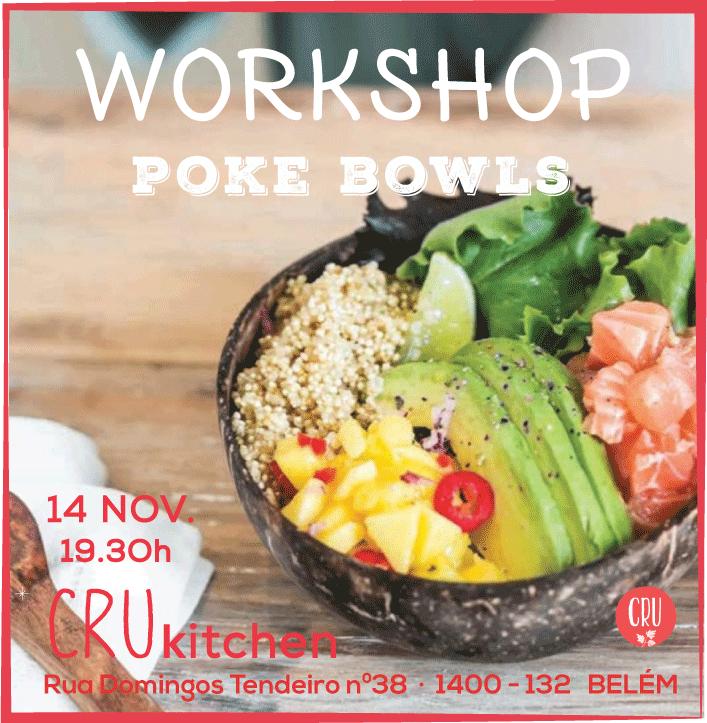 Workshop Cru com Pinta 2018_ Ines Simas_ Poke Bowls