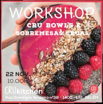 Workshop Novembro 2018_ Cru com Pinta_ Bowls e sobremesas cruas